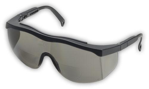 a94d19c2d4 Elvex RX-100 Gray 3.0 Lens Bifocal Safety Glasses Item   ELRX-100G-3.